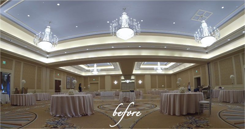Wedding Uplighting San Diego Las Vegas Los Angeles Orange County San Bernadino