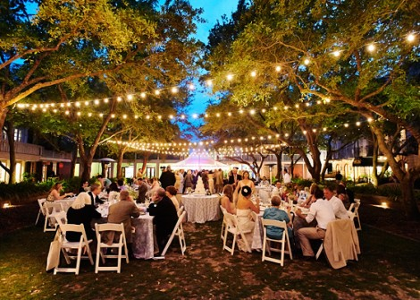 Wedding Bistro String Lighting Las Vegas San Diego Los Angeles Market Lights