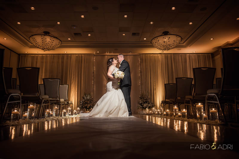 Gold Coast Wedding Las Vegas Draping Drape Backdrop Lighting Bliss Entertainment