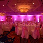 Debut Uplighting Quinceanera Uplighting Uplights - Gold Coast Casino Weddings Las Vegas