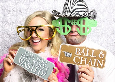 Photo Booth Las Vegas Wedding Corporate