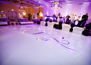 White Dance Floor Rental Las Vegas San Diego Los Angeles