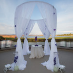 Wedding Drape Chuppah Circular Rental Las Vegas Los Angeles Orange County San Diego Riverside