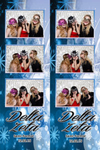 College Event Photo Booth Sorority Fraternity