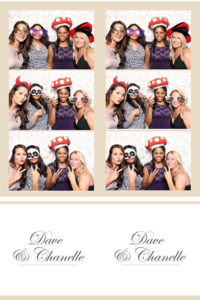 Photo Strip Photo Booth Las Vegas