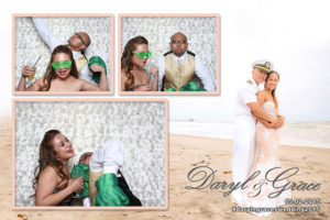 Custom Print Layout Photo Booth Las Vegas